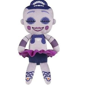 Freddy'S Sister Location Ballora Collectible Plush